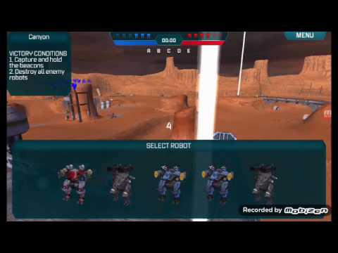 War Robots-Kerensky