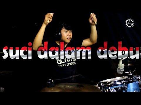 Suci dalam debu - ska reggae - Drum cover Mp3