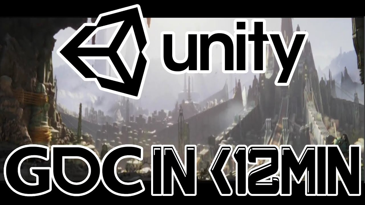 New Unity Technology Available Today