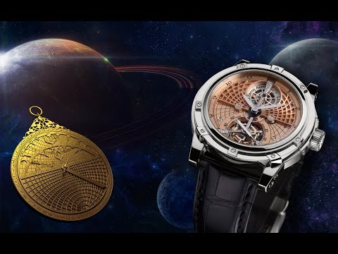 Astrolabe Tourbillon by Louis Moinet