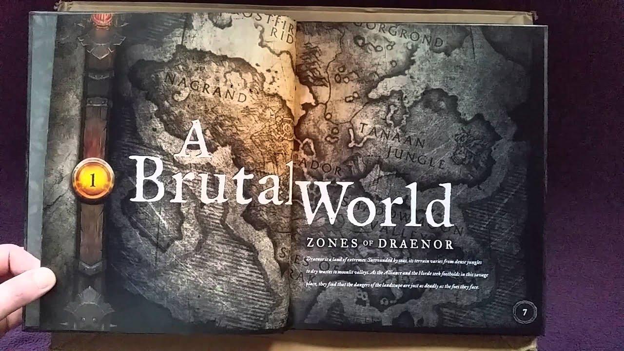 World Of Warcraft Cataclysm Art Book Pdf