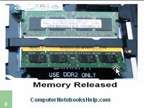 A+ Computer Repair Training Course - Computer Notebooks - Memory Upgrade - Lesson 1