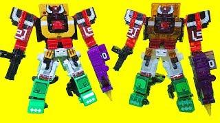 figcaption 파워레인저 애니멀포스 미니프라 큐브 스페셜 DX와일드킹 장난감 Power rangers Doubutsu Sentai Zyuohger Toys