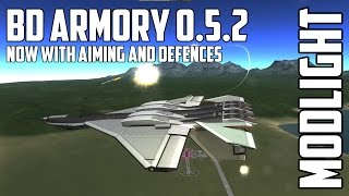 BD Armory Update 0 5 2 for Kerbal Space