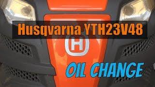 husqvarna oil change videos, husqvarna oil change clips