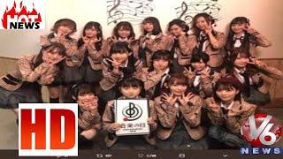 『音楽の日2018』に出演したHKT48(画像は『HKT48 2018年7月14日付Twitt...