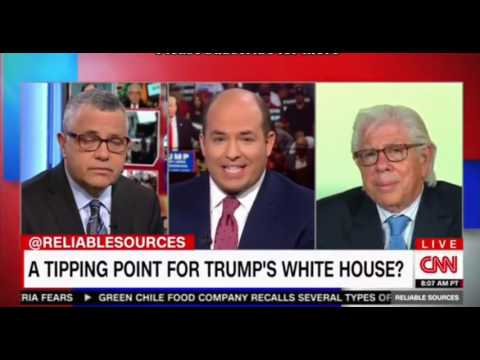 Is the Trump White House at the tipping point  Carl Bernstein of Watergate Comments