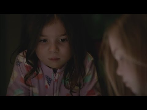 The Vampire Diaries: 7x21 - Caroline's goodbye to her daughters, Alaric tells that he loves her [HD]