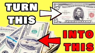 🔥3 Ways To Turn $5 Into $100 a DAY With Online Arbitrage (Earn Money in 2019)