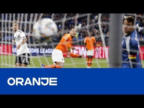 "ORANJE | Van Dijk: ""Hij zat er prima in"""