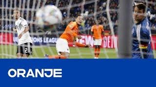 ORANJE | Van Dijk:
