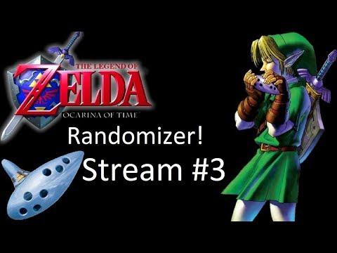 Kratos Streams The Legend of Zelda Ocarina of Time Randomizer Part 3: WE DID IT!