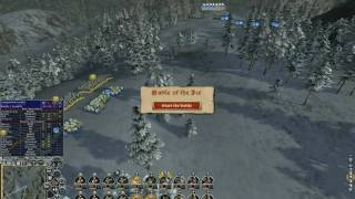 Real Warfare 1242 gameplay: Battle of Ice part 1
