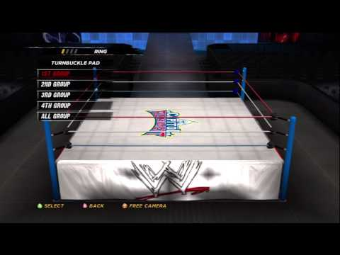 WWE 12 Create An Arena Capitol Punisment - Create-An-Arena - CAWs ws
