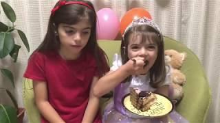 Berrin Altı Yaşında   Happy Birthday 🎉🎁🎂