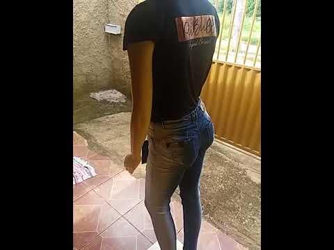 37a712760e Calça Cigarrete Hot Pants- Pit Bull Feminino Pit Bull Jeans - YouTube