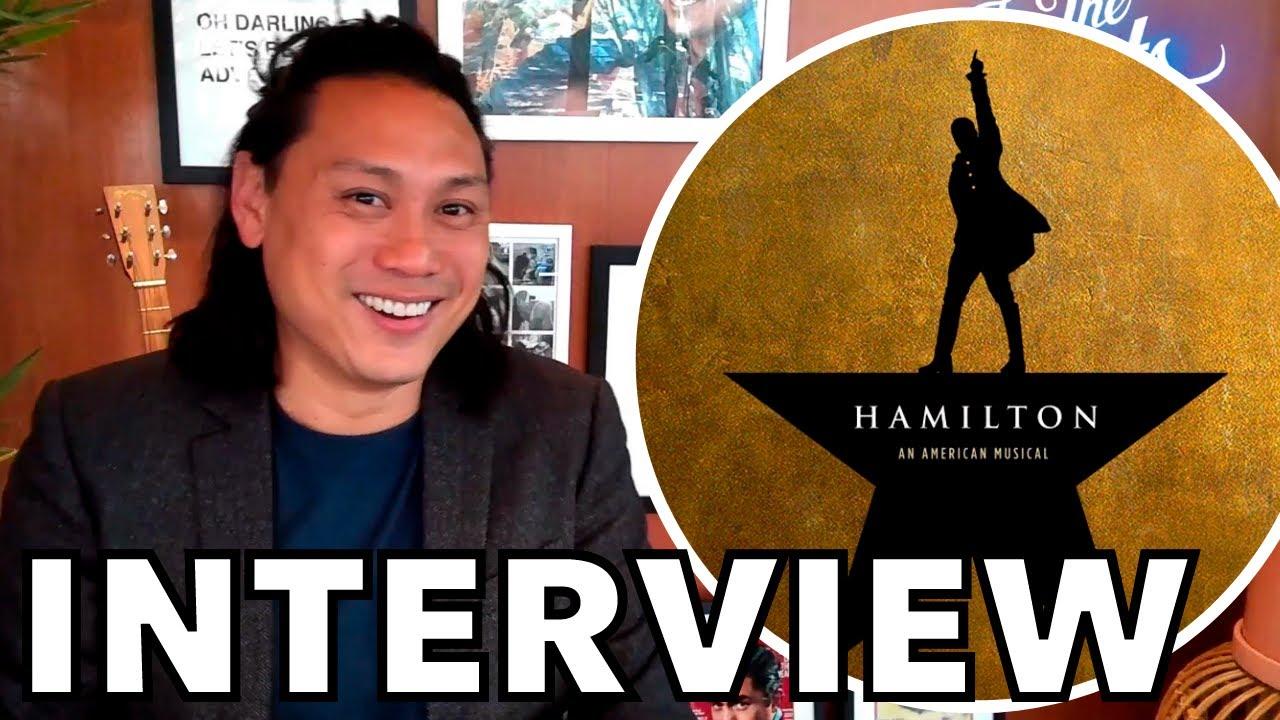 Jon M Chu Wants To Direct HAMILTON Movie...But Is Afraid To Tell Lin-Manuel Miranda | INTERVIEW