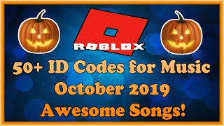 🎃50+ Roblox ID Codes for Music October 2019!🎃