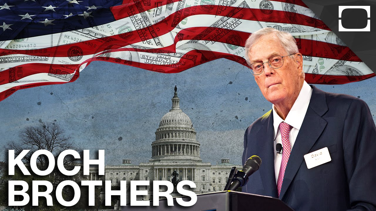 Who are the koch brothers how much power do they have for Koch 1 ausbildungsjahr