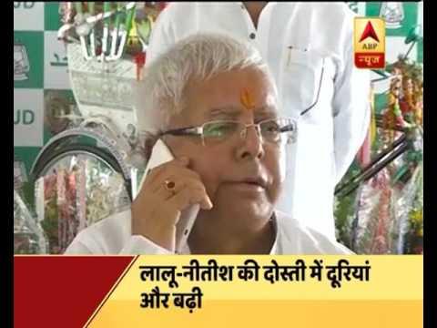 Will Nitish Kumar accept 'ghar waapsi' offer?