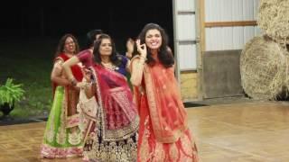 Gulabos of Milford CT Dance at Shan Wedding  HD