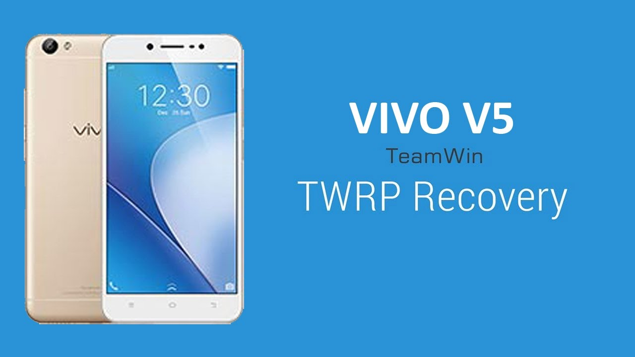 Blu Vivo V5 | TWRP Recovery | Safe And Easy | 2017