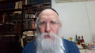 הרבי מקאצק על איסור שרויה בפסח