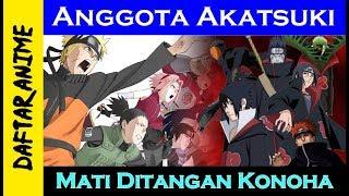 10 Kematian Anggota Akatsuki - Semua Mati Oleh Shinobi Konoha