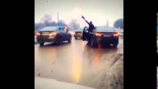Chechen wedding shooting (чеченская свадьба стрельба)