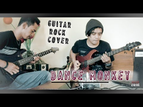 tones-and-i---dance-monkey---rock-guitar-cover-||-awi-x-okky
