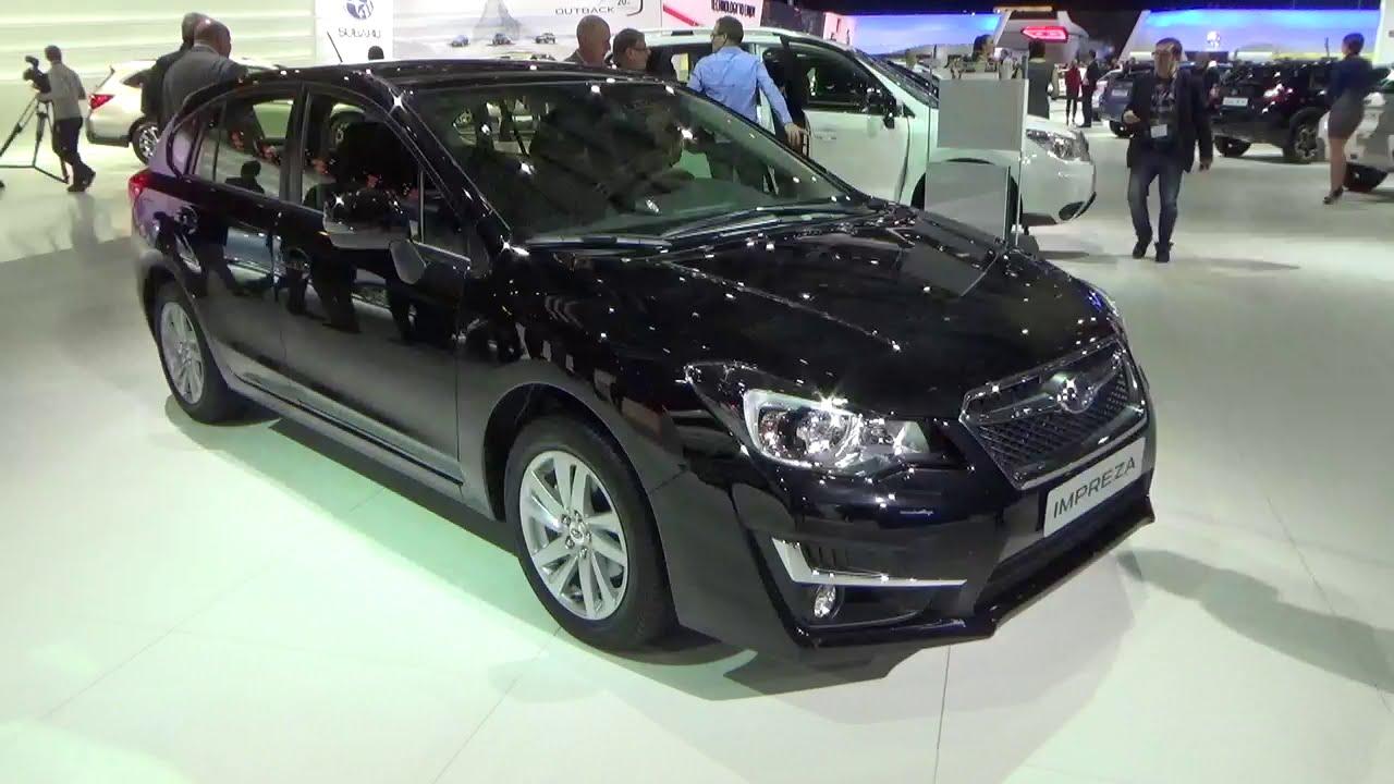 100 2016 Subaru Impreza Hatchback Grey 2016 Subaru Impreza Review Autoguide Com News 2017