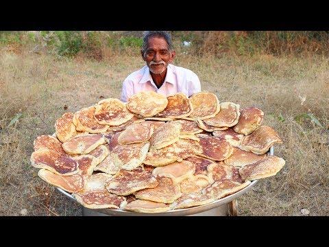 Banana Pancakes Recipe Grandpa | Easy  Homemade Pancakes | Grandpa Kitchen
