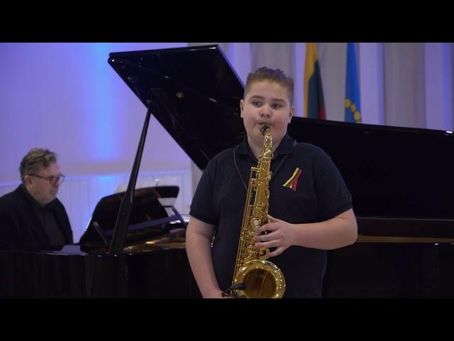 Palangos Stasio Vainiūno meno mokyklos mokinių ir mokytojų koncertas