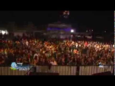 Festival du bleuet 2013 Dan Desnoyers extraits live.