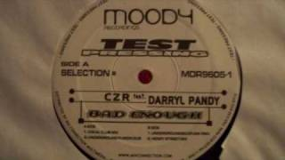 CZR Feat. Darryl Pandy - Bad Enough (Henry Street Mix)