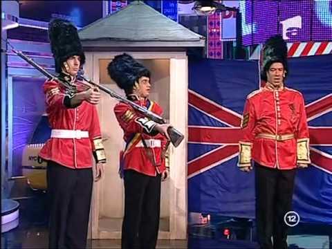 Vanghelie este in Garda Nationala @ In Puii Mei