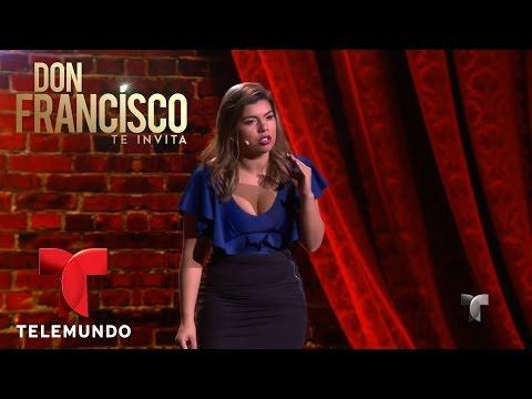 Humorista colombiana habla sobre las suegras modernas | Don Francisco Te Invita | Entretenimiento