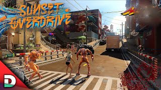 Sunset Overdrive - PC Gameplay