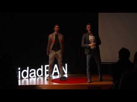 Crea Un SuperCerebro | David Cantor & Juan Pablo Duque | TEDxUniversidadEAN