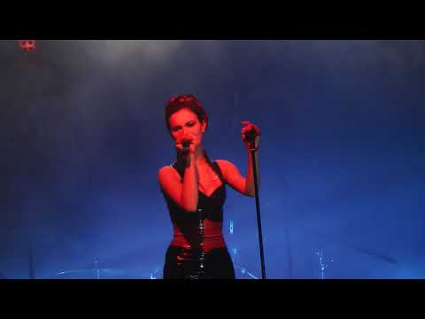 In Strict Confidence-Being Born+Forbidden Fruit+Set Me Free+Away From Here@Moscow 08.12.2012