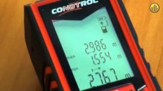 видео Лазерный дальномер CONDTROL XP2