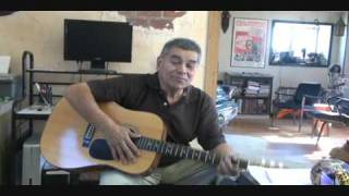 Spanish Guitar Lesson-Maurice Shows Us A Trick Or Two
