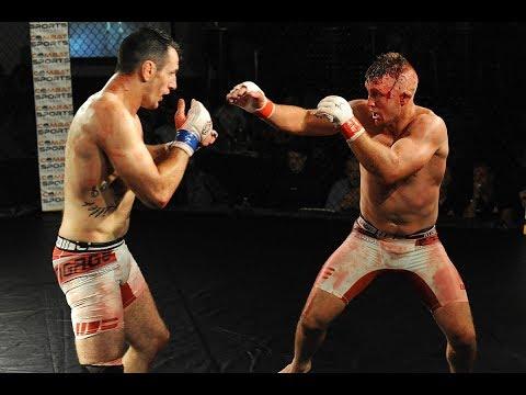 ETERNAL MMA 40 - CALLAN POTTER VS BJ BLAND - MMA FIGHT VIDEO