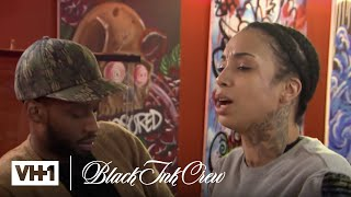 Sky & Rah Ali Get Into a Brawl | Black Ink Crew