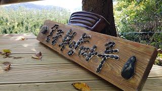 공중부양마루 현판, 예쁜며느리를 위한 석류묘목찾기
