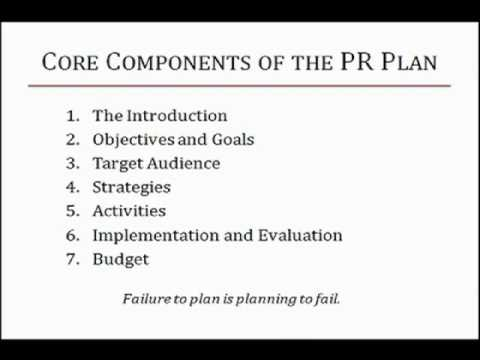 Components of an employee relations program