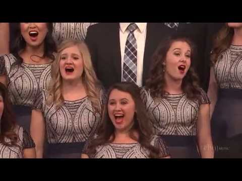"""""""Come Thou Fount"""" and """"Holy, Holy, Holy!"""" - Performed by the CBU University Choir and Orchestra"""