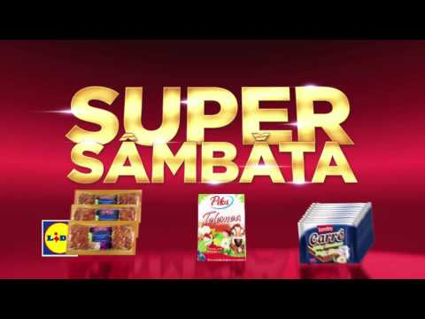 Super Sambata la Lidl • 21 Iulie 2018