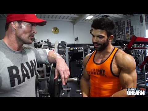 Mike O'Hearn & Sergi Constance - Chest Workout At The Mecca