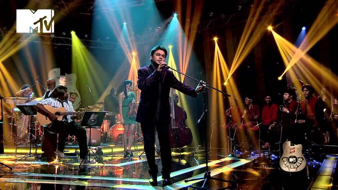 A R Rahman MTV Unplugged Season 2 Dil Se